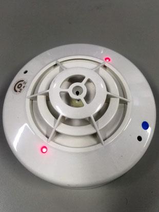 無線感知器の外観