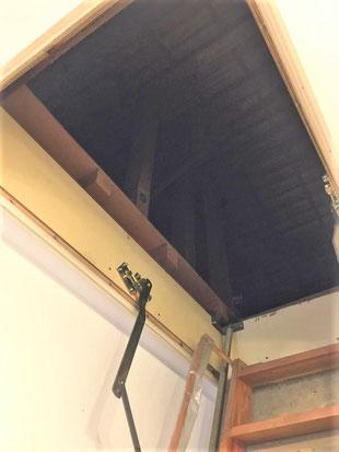 階扱いになると消防用設備が必要 屋根裏