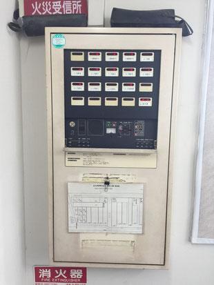 既存P型1級受信機