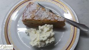 Gedeckter Apfelkuchen Rezept - Konditor-Rezept by Daninas Dad.