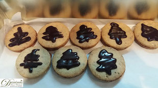 Brownies mit Nüssen - Konditor-Rezept by Daninas Dad.