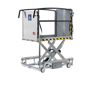Rollstuhl Hebelift - Preis auf Anfrage