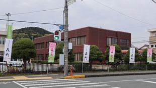 遠州森の新茶PRのぼり旗の画像2