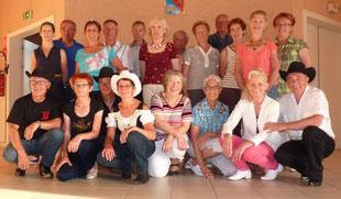 Photos de fin d'année saison 2013 2014 - Groupe Country de La Chaize Giraud
