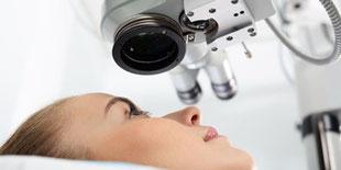 Augenzentrum Eignen Lidoperation