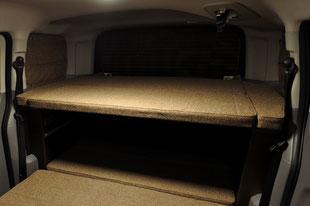 Tourdo Star-お子様用上段ベッド