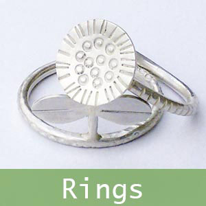 Charlotte Whitmore Jewellery Rings