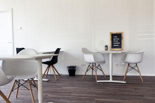 ZWO65 Flex Desk Bereich