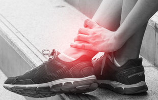 足の痛み スポーツ ランニング
