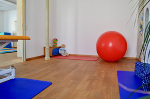 Kinderphysiotherapie Praxis KinderPhysioTeam