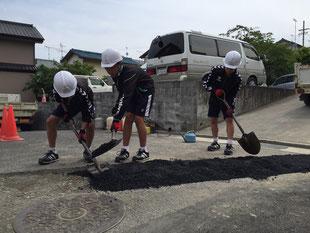 清水第二中学校 2年生 職場体験学習