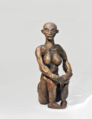 Figur 255, Bronze, 2015, 22x10,5,x9cm