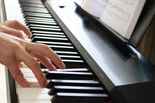 画像:ピアノ