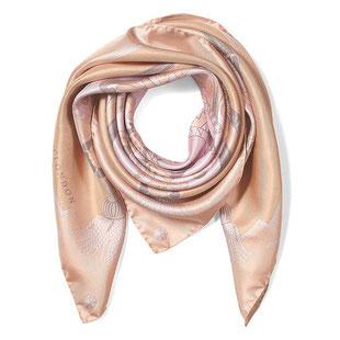 идея подарка подружкам невесты - шелковый шарфик