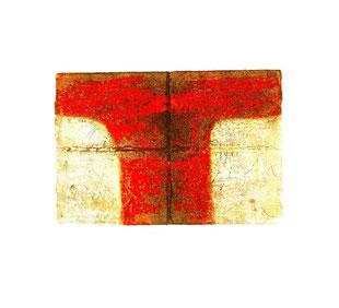 opera originale di Oliana Spazzoli 13,5x19,5 cm