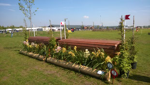 eventing Cross-country hindernis gelände sprong fence crosshindernis cross paard jump obstacle horse paard pferd pony tafel breed