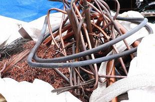 茨城県 笠間市 銅買取り 銅板買取り リサイクル 非鉄金属スクラップ