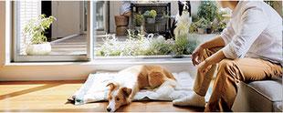 ペット-高齢化対応リフォーム-バリアフリー-建物劣化防止-延焼防止-保護強化対策