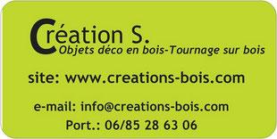 plaque, Création S, Marseillan-Ville
