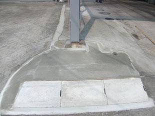 敷地内乗入れ部分改修工事:工事後