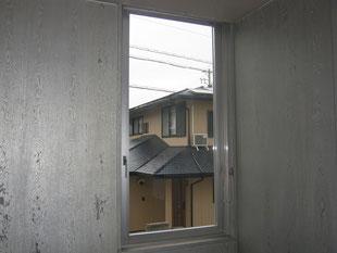事務所窓ガラス修理:工事後
