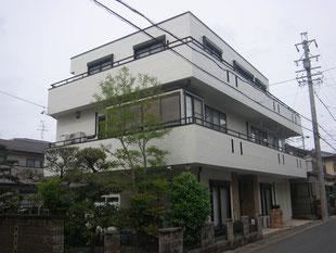 個人住宅塗装リフォーム:工事後