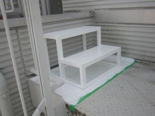小上がり階段新設工事:工事後