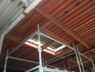 倉庫大規模改修工事:工事後