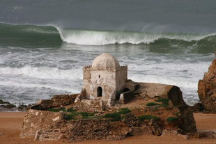 Kitesurfen und Surfen in Marokko