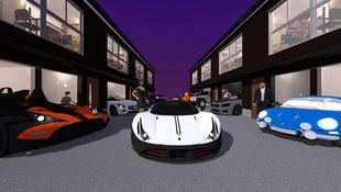 ガレージハウス 賃貸 設計
