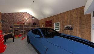 ガレージハウス 建築家
