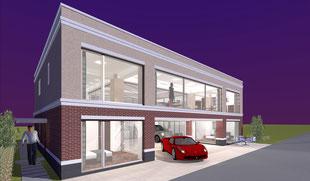 ガレージハウス 建築家 住宅 設計
