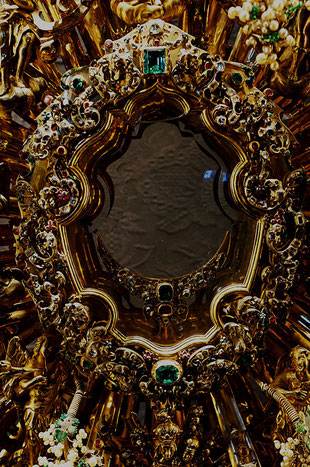 Miroir d'une custode