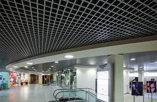 Потолки грильято в Казани