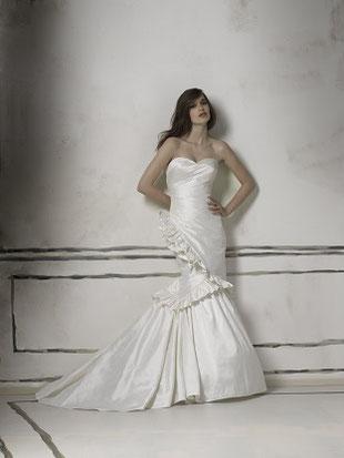 Brautkleid von Justin Alexander