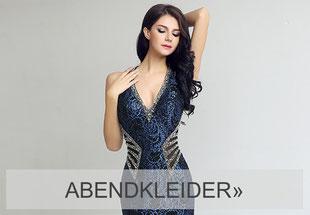 Abendkleidmodell