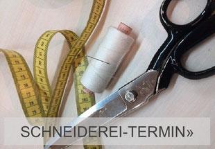 Schere, Nadel und Maßband