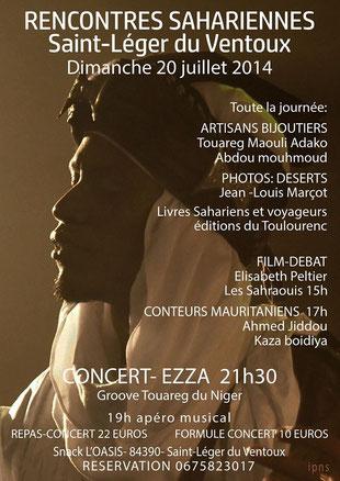 20 juillet à St Léger du Ventoux