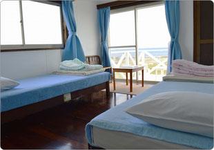 徳之島リゾートホテル&オフィス ツインルーム