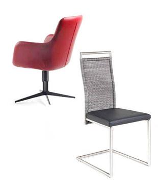 Stühle aus dem Lavida Outlet