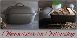 Ofenmeister oder Zaubermeister von The Pampered Chef mit Rezepten aus dem Onlineshop bestellen