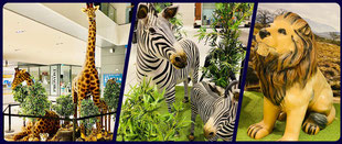 exposition safari jungle animaux magasin centres commerciaux tarbes pau dax auch toulouse bayonne aquitaine Pyrenees occitanie