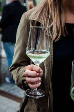Ein Glas Silvaner, Genuss pur aus Franken