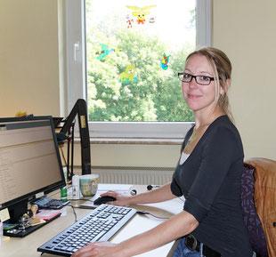 Rechtsanwaltsfachangestellte Kathrin Wagner