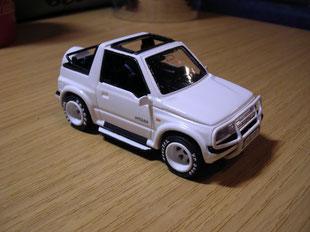 Suzuki Vitara Cabriolet JLX breit 1:43