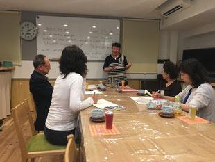 江東区のシニア英会話教室の授業内容・料金