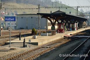 alter Bahnhof Huttwil