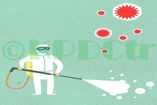 衛生消毒・除菌除臭・防疫サービス