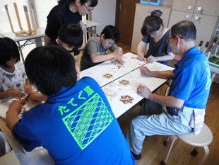 組子コースター体験教室 ひなたぼっこ 木工品