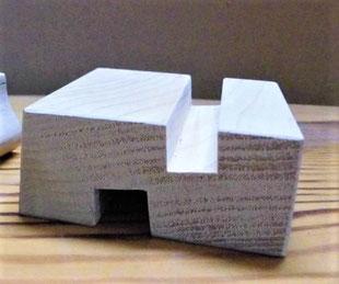木工品 スマホスタンド わんだらぁず e-JAFショップ スマホ タブレット